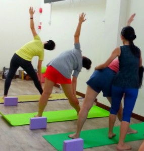 YogaSG Classes